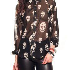 Tu estilo es bastante original, así que puedes llevar estas blusas con la que todo el mundo volteará a verte