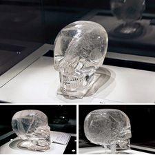 calaveras cristal