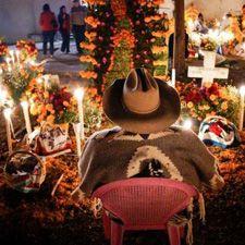 dia de muertos mexico