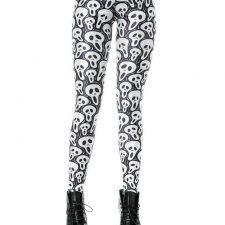 Si tienes estilo y mucha personalidad, podrás llevar estos leggins porque realzarán tu figura