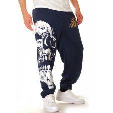 Compra nuestros originales pantalones de calaveras. Disponemos de varias tallas y colores.