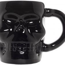 Nada como un café con calaveras o por lo menos en una taza de calaveras Empieza tu día con energía y con estas espectaculares tazas
