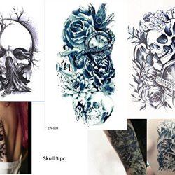 Tatuajes De Calaveras Populares Y Con Mucho Estilo Para Ti