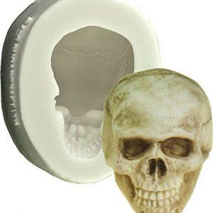 3d-de-calavera-molde-de-silicona-Sugarcraft-FPC-molde-de-molde-de-resina-cera-jabn-molde-molde-de-Fimo-Craft-molde-0