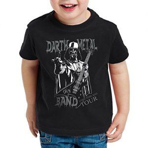 style3-Darth-Metal-Band-Camiseta-para-Nios-T-Shirt-0